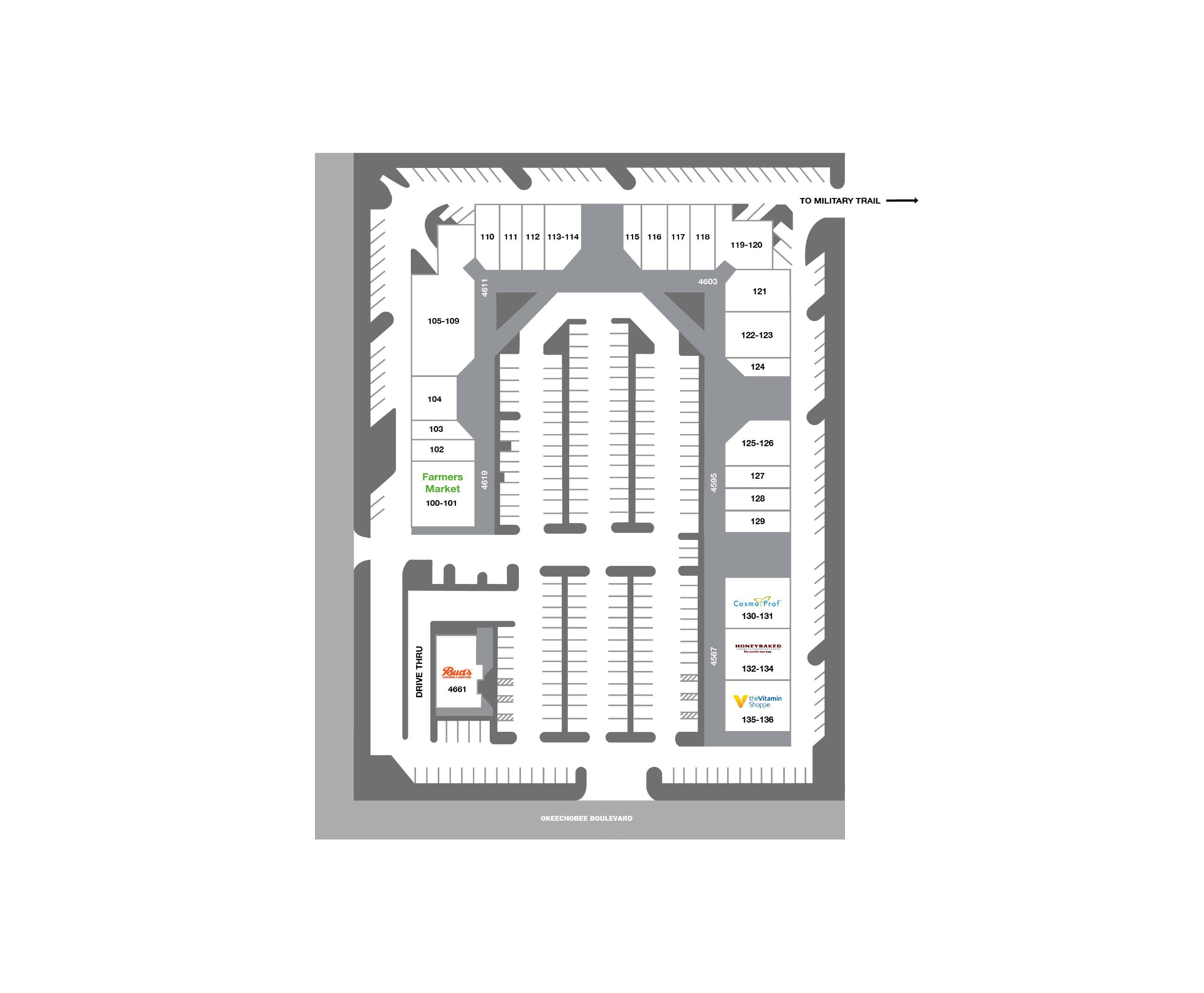 Features Site Plan Image